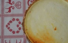 Le gâteau au fromage blanc et au citron — Ma recette familiale