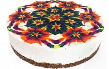 Les magnifiques gâteaux mandalas vegan de Stephan McCarthy