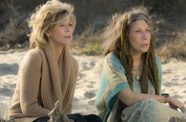 « Grace and Frankie », avec Jane Fonda, a son premier trailer