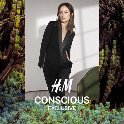 h&m conscious collection 2