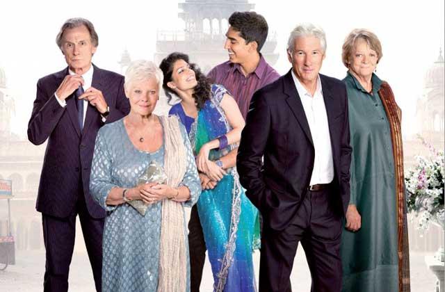 «Indian Palace : Suite Royale», une comédie British sur fond de Bollywood