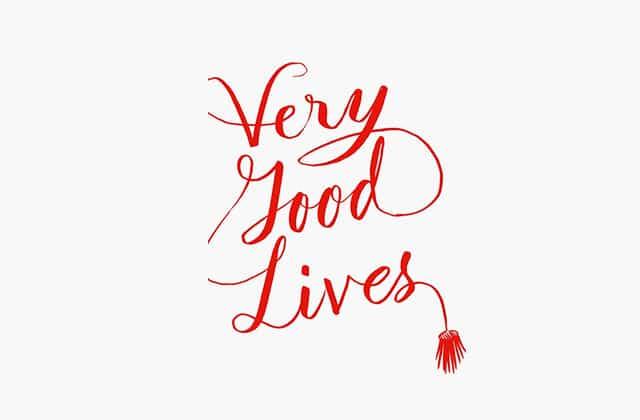 J. K. Rowling sort « Very Good Lives », un nouveau livre plein d'espoir