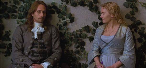 les jardins du roi une jolie romance de et avec alan rickman en roi soleil. Black Bedroom Furniture Sets. Home Design Ideas