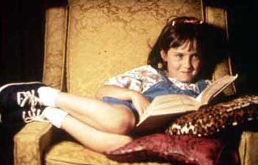 matilda movie book