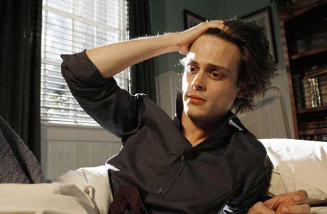Matthew Gray Gubler et son look d'irrésistible intello — Les Fantasmes de la Rédac