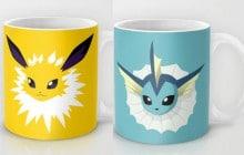 Les Pokemugs, des mugs Pokémon design pour les attraper tous