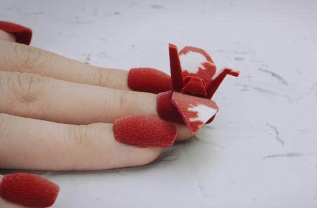«Transforming», du nail art en 3D animé dans une très belle vidéo