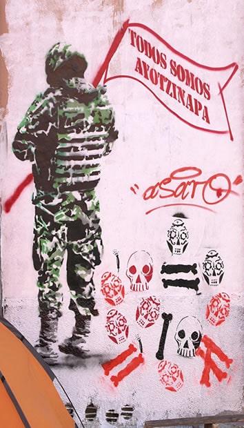 oaxaca Ayotzinapa