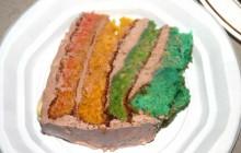 Le rainbow cake, la recette pleine de licornes et d'arc-en-ciel