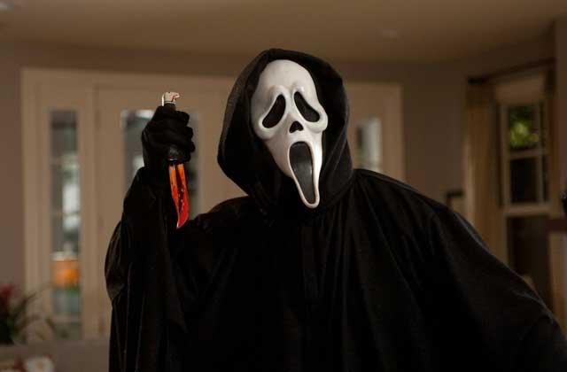 « Scream » va être adapté en série télévisée !