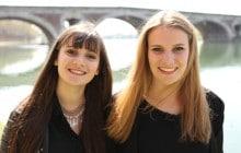 Street Style de soeurs avec Charlotte et Hélène