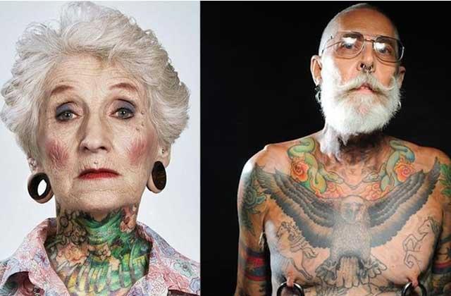 Vos tatouages seront-ils toujours beaux dans 50 ans ?