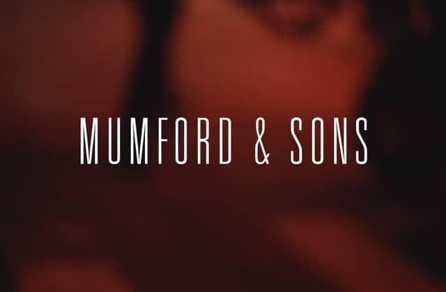 The Wolf, le nouveau titre de Mumford & Sons
