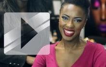 Tuto Beauté Vidéo — Maquillage de soirée pour peaux noires et métissées