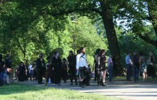 La Wave-Gotik-Treffen, le plus grand festival gothique-steampunk