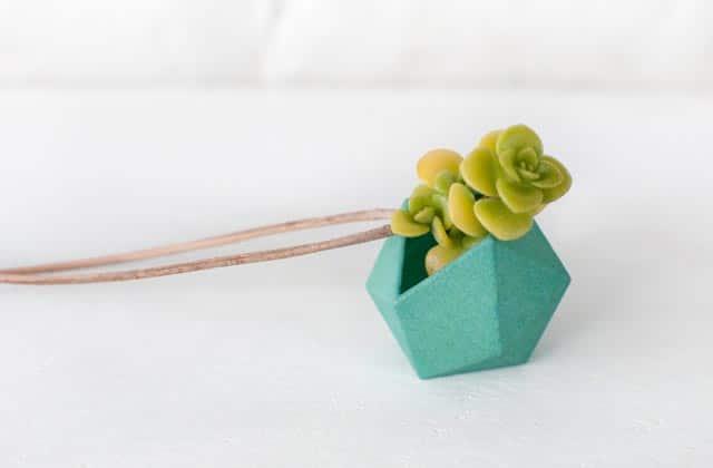 «Wearable Plants », des bijoux-plantes minuscules complètement fous