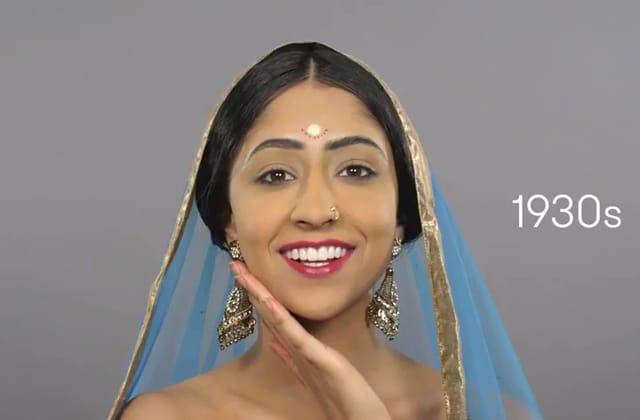 « 100 Years of Beauty » épisode 7 est dédié à la beauté des Indiennes