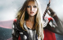 Les Avengers changent de genre grâce au talent d'une graphiste
