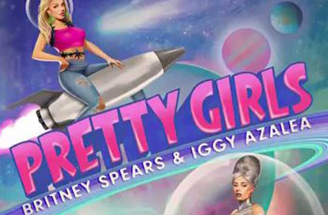 Britney Spears et Iggy Azalea sortent le clip de « Pretty Girls » !