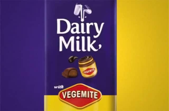 Cadbury sortira une tablette de chocolat… à la vegemite