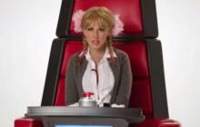 Christina Aguilera imite Miley Cyrus, Britney Spears, Lady Gaga et autres pop stars