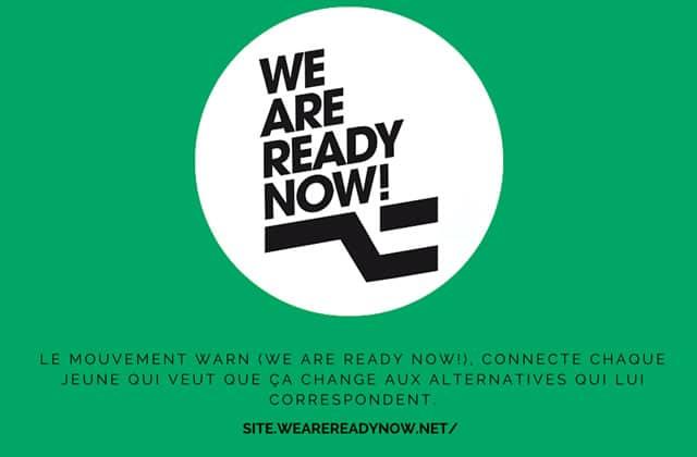 We Are Ready Now, la jeunesse se mobilise pour le climat