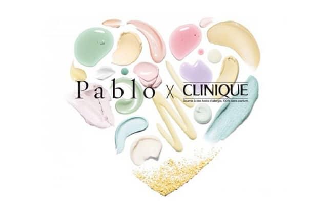 Clinique et Pablo, la collaboration mode et beauté du printemps 2015 !