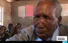 L'élève de primaire la plus âgée du monde a 94 ans