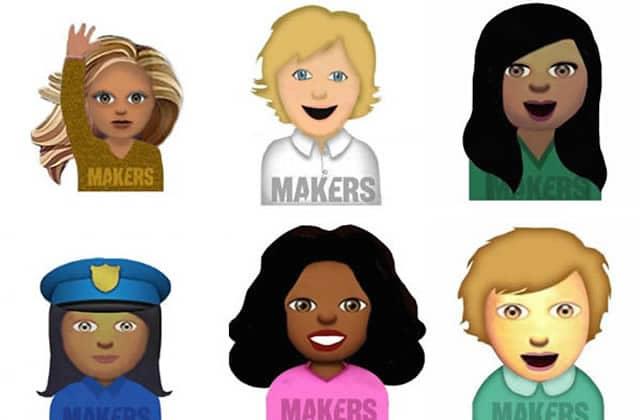 Découvrez les femojis, les premiers emojis féministes