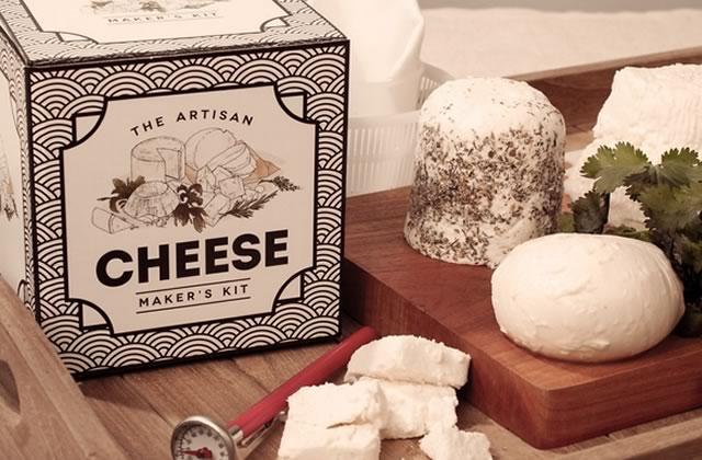 Faire son fromage chez soi, c'est désormais possible !