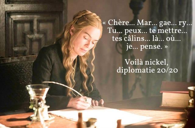 Game of Thrones S05E06 — Le récap (rigolo)… et le point sur la polémique