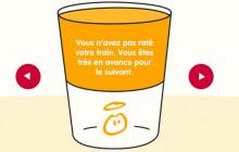 Innocent veut te faire voir le verre à moitié plein