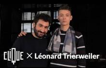 Léonard Trierweiler se confie à Clique sur son passage à l'Élysée