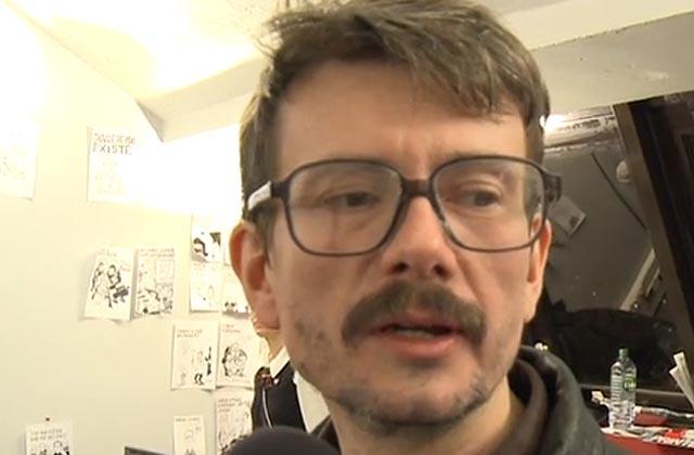 Luz quitte « Charlie Hebdo», à lire sur Le Monde et Slate