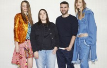 Marques'Almeida, la jeune marque gagnante du prix LVMH