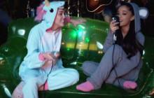 Miley Cyrus et Ariana Grande chantent en duo pour la Happy Hippie Foundation