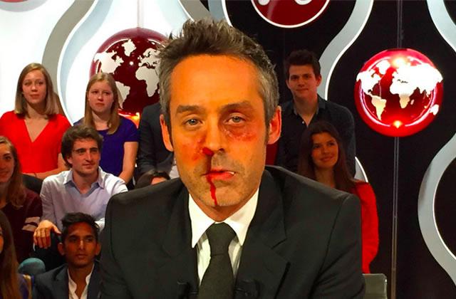 Des journalistes du Petit Journal agressés à la manif du Front National