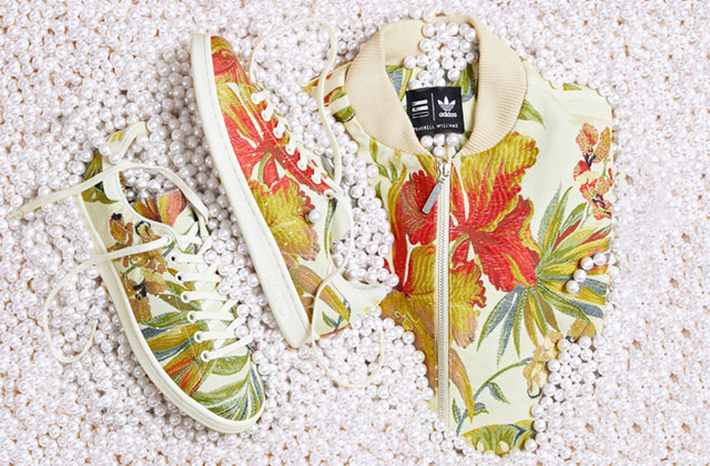 Pharrell Williams dessine un «Jacquard Pack» pour Adidas
