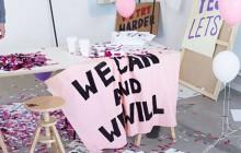 Rachel Antonoff, &Other Stories et Lena Dunham collaborent pour une collection aux accents féministes