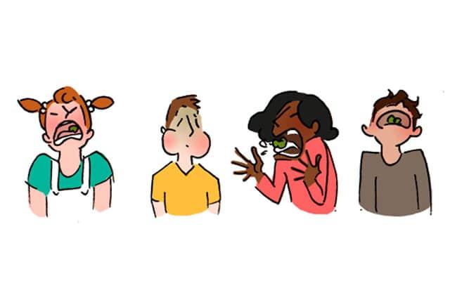 Le brocoli, ton nouveau meilleur ami — Le dessin (et la recette) de Cy.