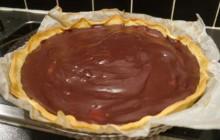Tarte chocolat/citron — Recette douce et acidulée