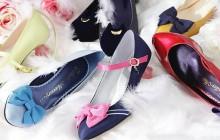 Sailor Moon inspire une collection de chaussures et accessoires au Japon