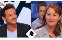 Ségolène Royal, Laurent Fabius, Vincent Dedienne et moi