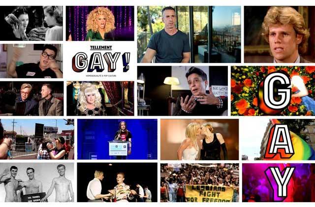 « Tellement gay ! », un documentaire de Maxime Donzel sur la culture gay