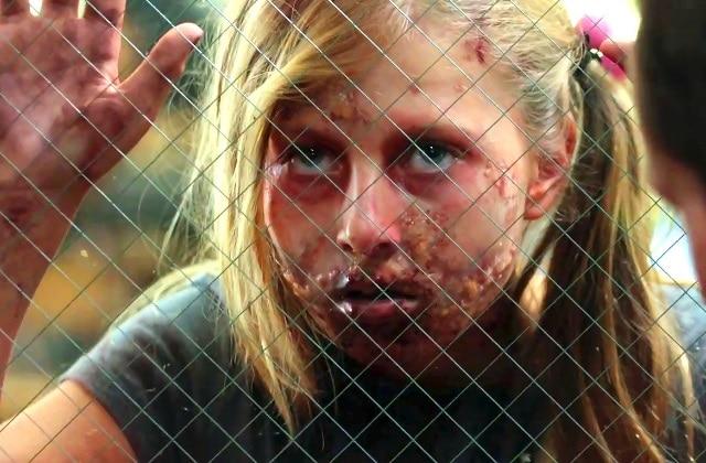 Le trailer de « Cooties », un film d'horreur avec des enfants zombies