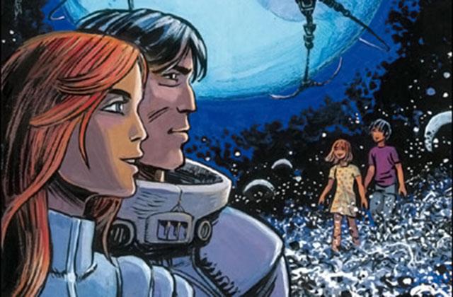 « Valérian et Laureline », de la bande dessinée… à une adaptation de Luc Besson ?