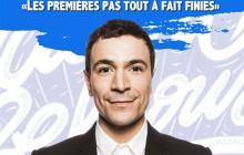 Yacine Belhousse joue son nouveau spectacle à La Nouvelle Seine en janvier & février 2016!