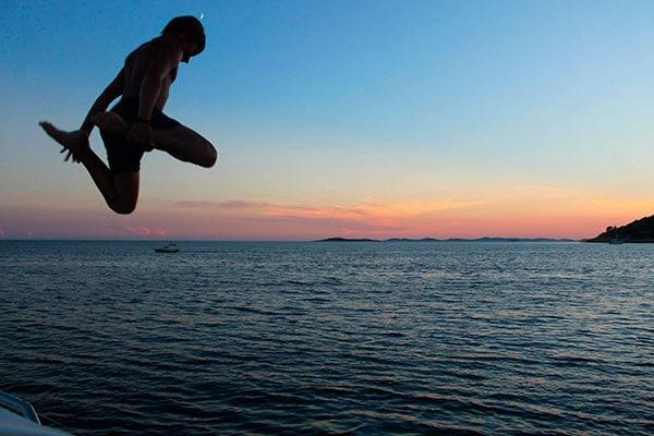 Découvrir la Croatie par la mer