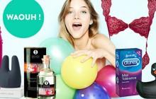 La boutique érotique Amorelie ouvre son pop-up store les 12 et 13 juin 2015