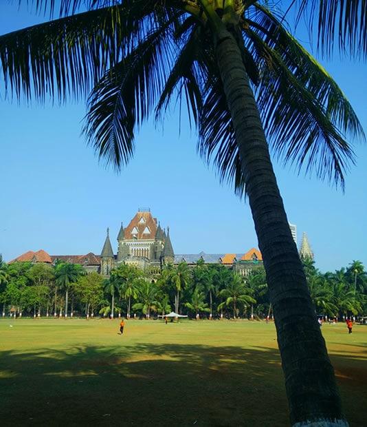 architecture coloniale sud bombay